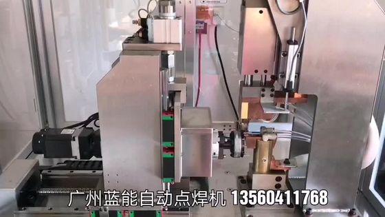 汽车水泵电机定子自动点焊机