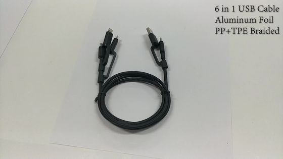 070540 6 in 1 USB Cable