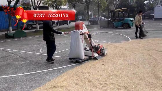 SZ-100-2自走式收谷装袋机